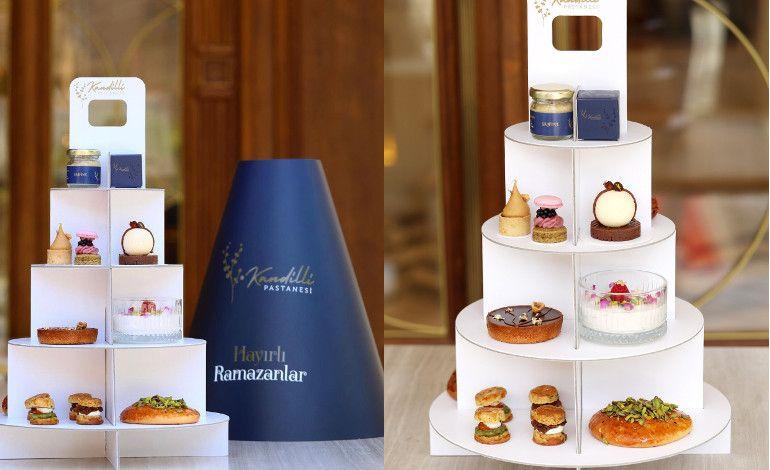 Kandilli Pastanes İftar İçin Sunar: Ramadan Tea Box