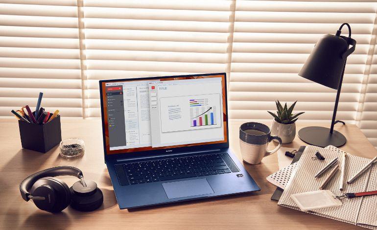 Daha Büyük Ekranda Daha Yüksek Performans: Huawei MateBook D16