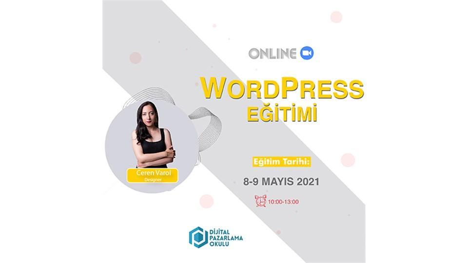 [Online] WordPress Eğitimi