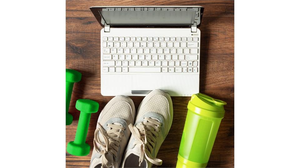 5 Günlük Grup Fitness Challange