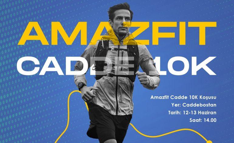 Amazfit Cadde 10K Koşusu Kayıtları Başladı