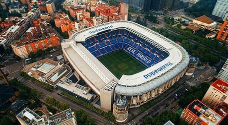 Bernabeu ve Camp Nou Sanal Stadyum