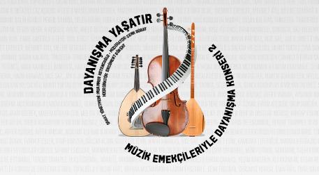 Dayanışma Yaşatır - Müzik Emekçiler