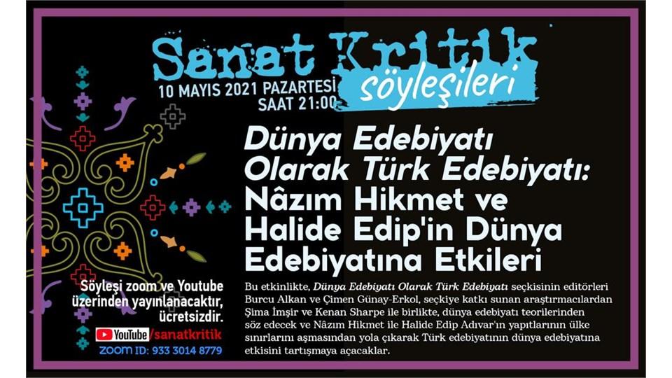 Dünya Edebiyatı Olarak Türk Edebiyatı: Nâzım Hikmet ve Halide Edip'in Dünya Edebiyatına Etkileri