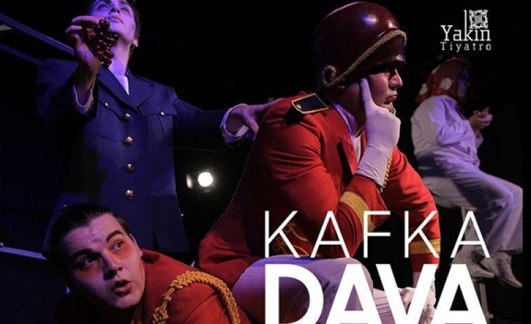 Kafka 'Dava'
