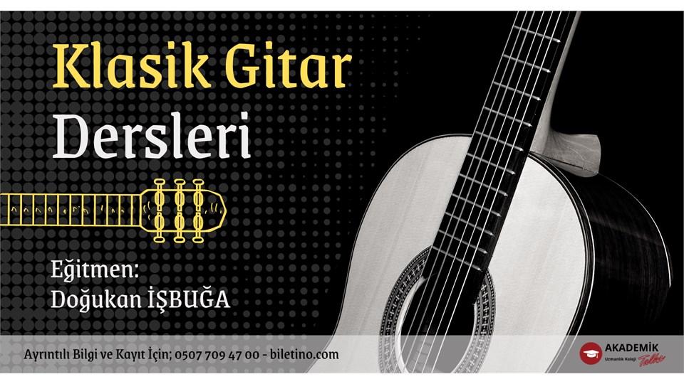 Klasik Gitar Eğitim Programı