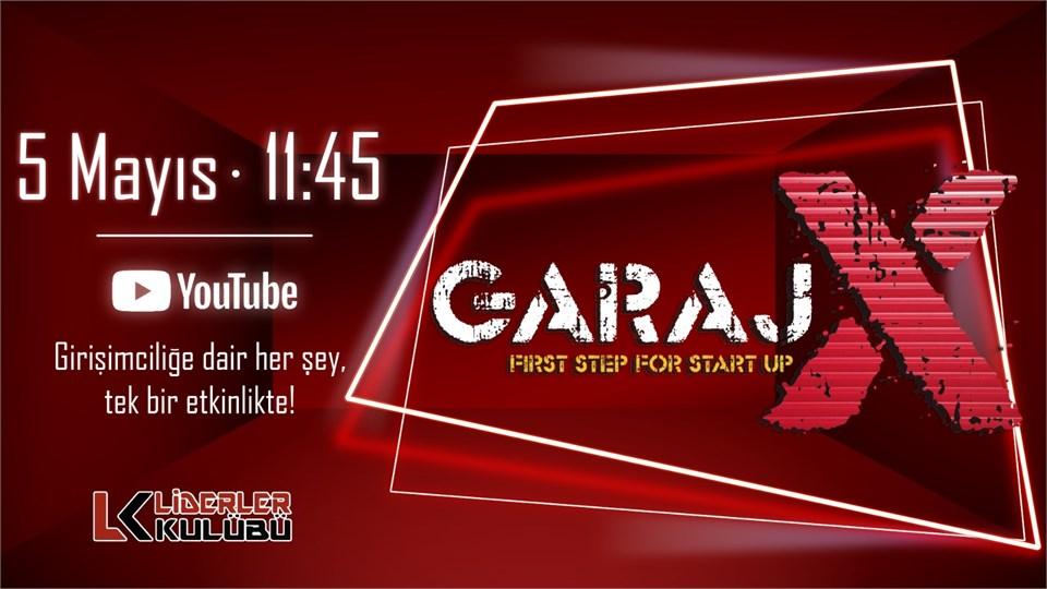 Liderler Kulübü - GarajX'21
