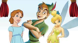 Peter Pan ve Sihirli Taş