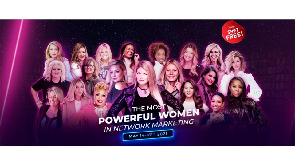 Powerful Women in Network Marketing (Gywneth Paltrow, Kate Hudson +++)