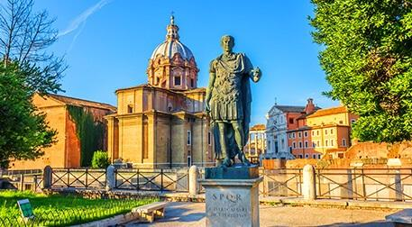Roma Mimarisi, İmparatorluk Dönemi