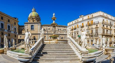Sicilya Sanal Gezisi