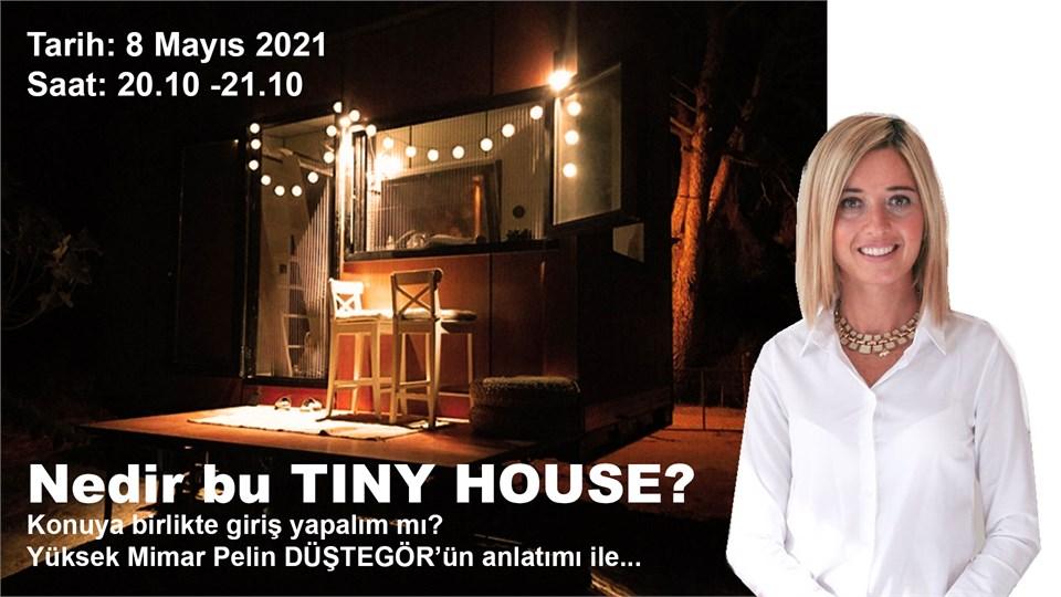 Tiny House Konseptine Giriş - 01