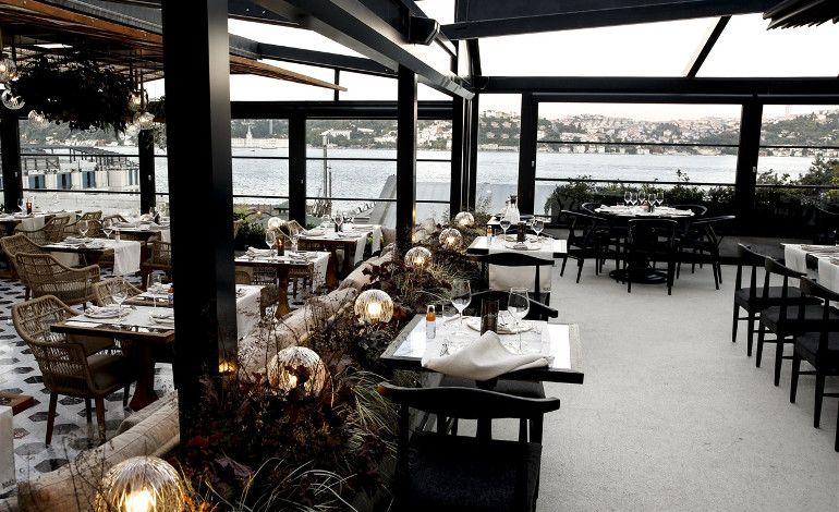 İstanbul Boğazı'ndan Akdeniz'e Uzanan Çizgi Dışı Bir Lezzet Yolculuğu