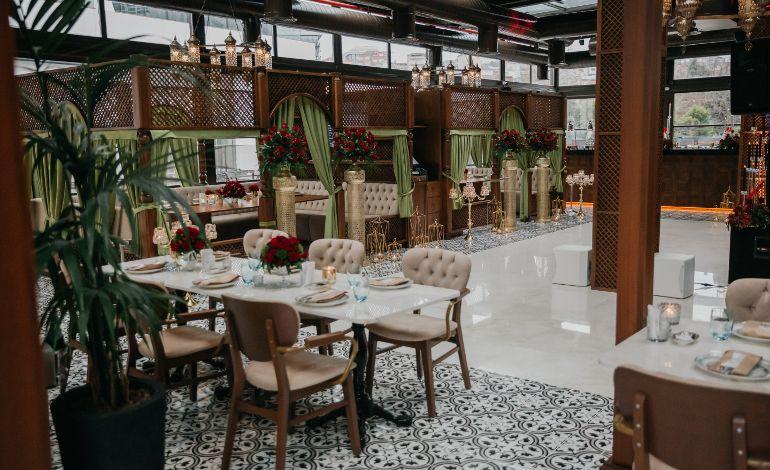 Şehrin En Yeni Restoranı 'The Souq İstanbul'