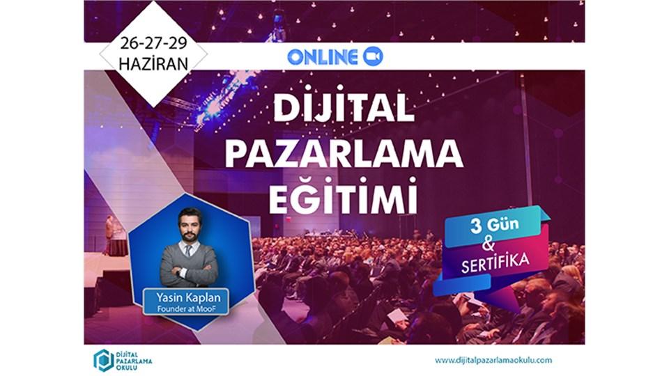 [Online] Dijital Pazarlama Eğitimi