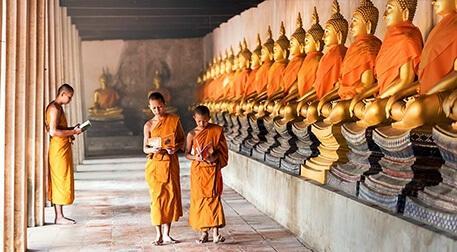 Budizm'in Hac Yolları