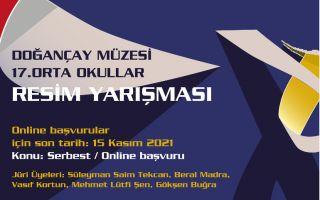 Doğançay Müzesi 17. İstanbul Orta Okullar Resim Yarişmasi