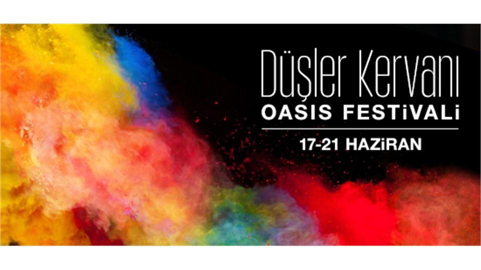 Düşler Kervanı Oasis Yoga Festivali
