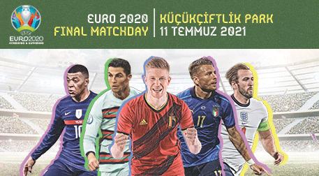 Euro 2020 Final Matchday