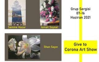 Give to Corona Art Show