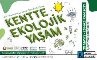 Kadiköy Çevre Festivali Başladı
