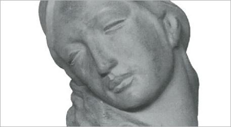 Masterpiece Galata Heykel - Saksı A