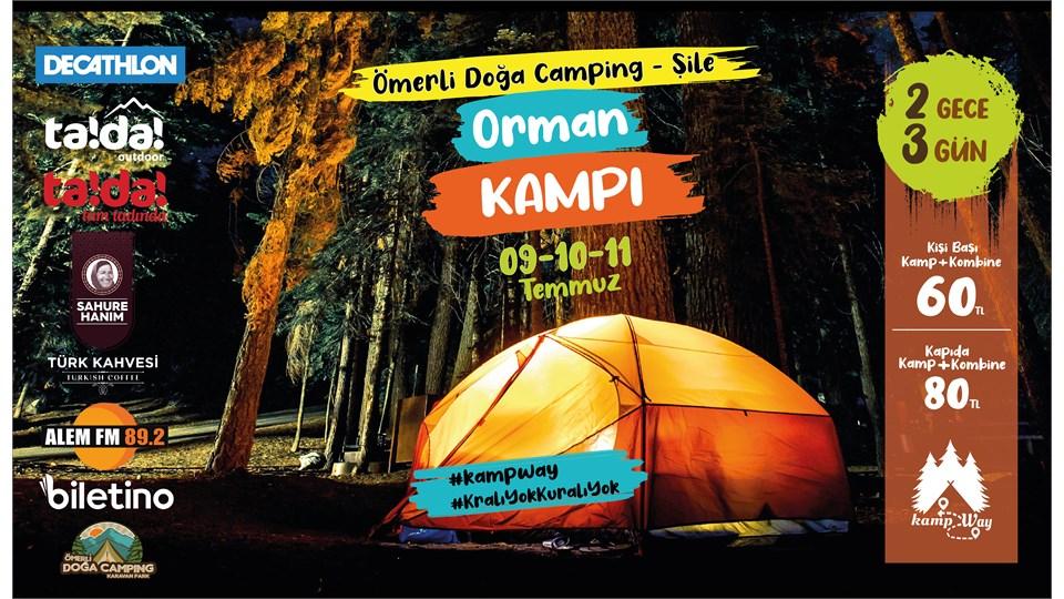 Orman Kampı | KampWay