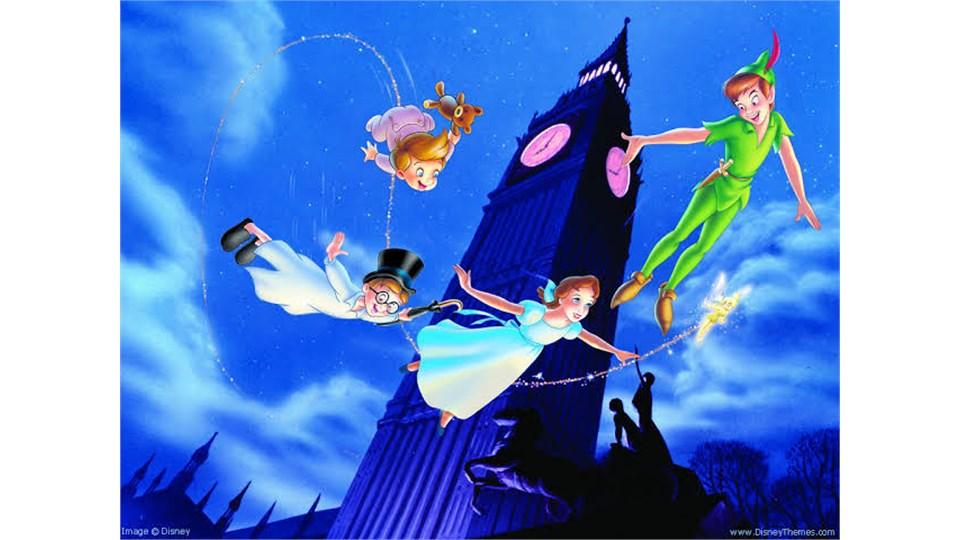 Peter Pan'in Özgürlük Çıkmazı