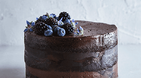 Şekersiz & Glütensiz Naked Cake