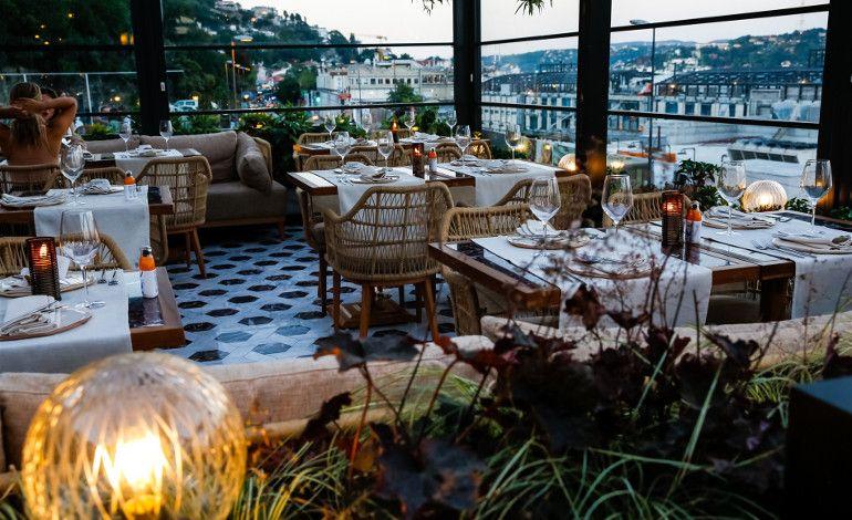 BOAZ Restoran Doyumsuz Deniz Lezzetlerini Sunmaya Geliyor