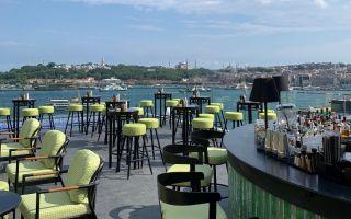İstanbul'un Büyüleyici Manzarasina Açılan Pencere; Sky Karaköy