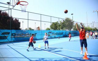 Kadiköy'de Yaz Spor Okullari İçin Kayitlar Başladı
