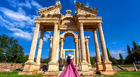 Aphrodisias - Hierapolis Sanal Turu