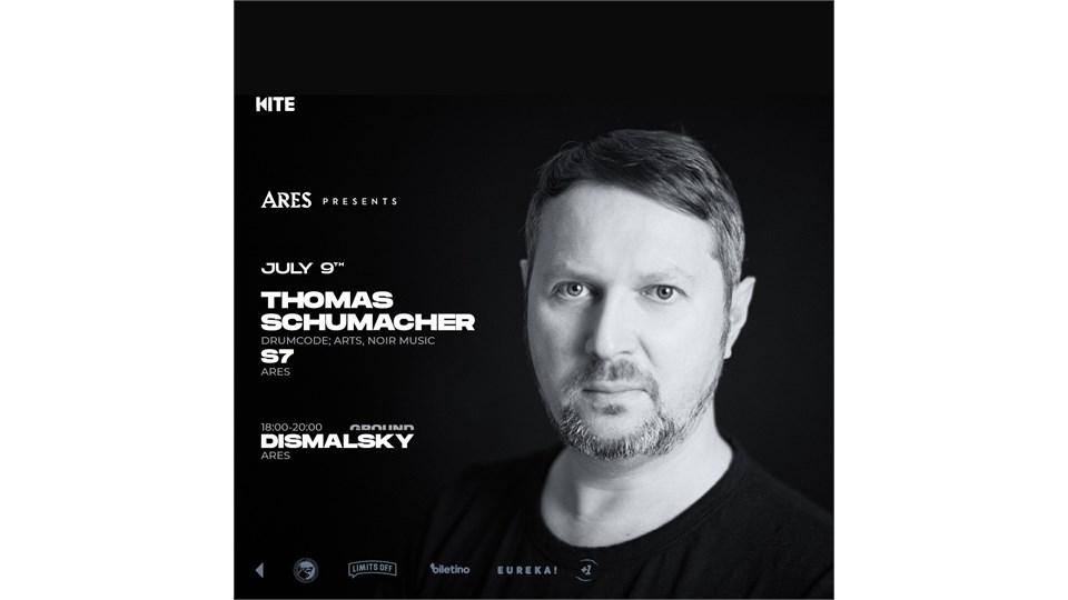 ARES PRESENTS: THOMAS SCHUMACHER