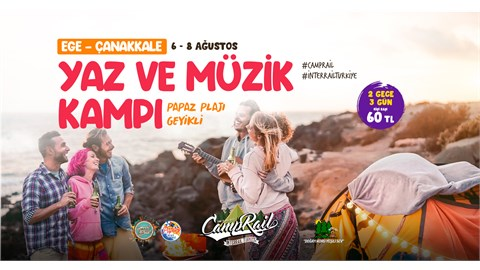 Ege Yaz ve Müzik Kampı Çanakkale | Camprail