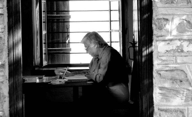 Etel Adnan: Yazıyla Bir Ömür