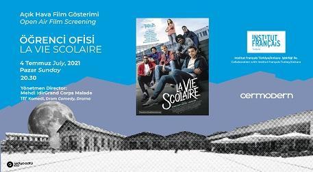 Film Gösterimi: La Vie Scolaire