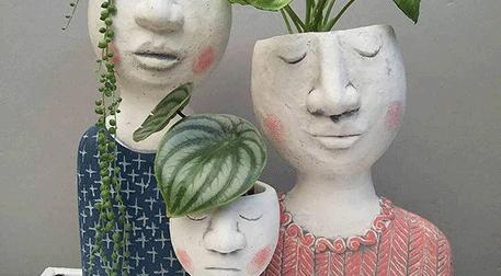 Heykel Workshop - Saksı Ailesi
