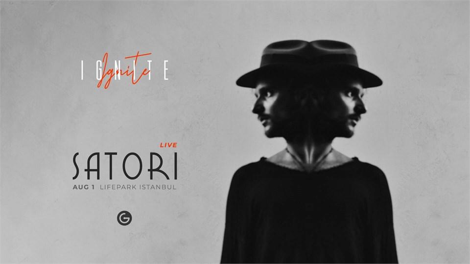 IGNITE Presents: Satori Live Set