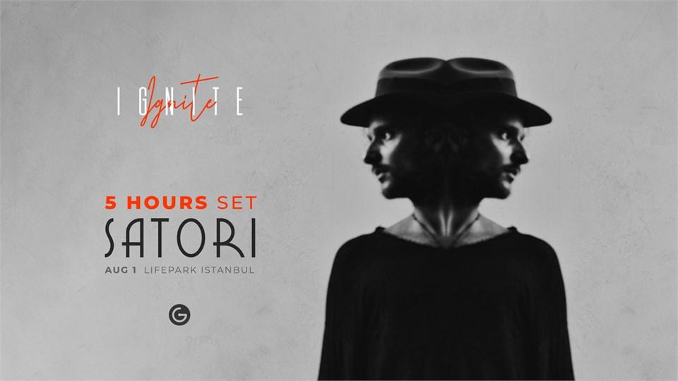 IGNITE Presents w/ Satori & Many More
