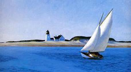 Masterpiece Galata Resim - Hopper -