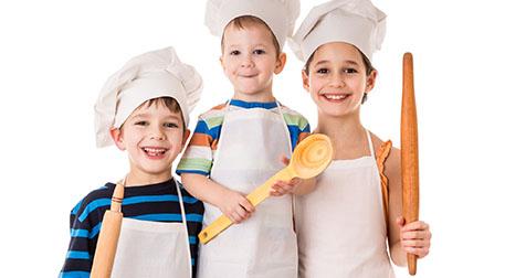 Minik Şefler Mutfakta - Çoluk Çocuk