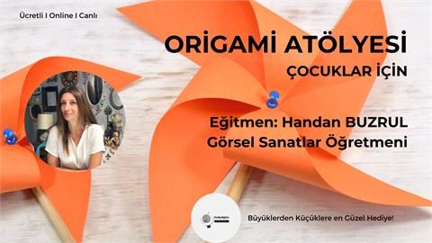 Origami Atölyesi (Çocuklar İçin)
