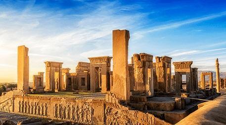 Persepolis Sanal Şehir Turu