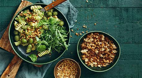 Tam Bir Vegan 'Sebzelerin Gücü Adı