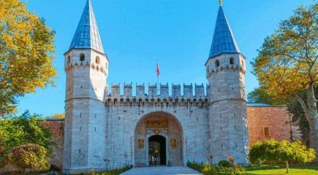 Topkapı Sarayı ve Harem Sanal Turu