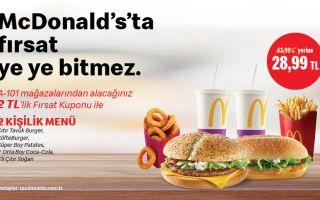 McDonald's'tan 'ye ye bitmez' Kampanya