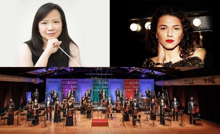 BİFO Özel: Borusan İstanbul Filarmoni Orkestrası & Khatia Buniatishvili