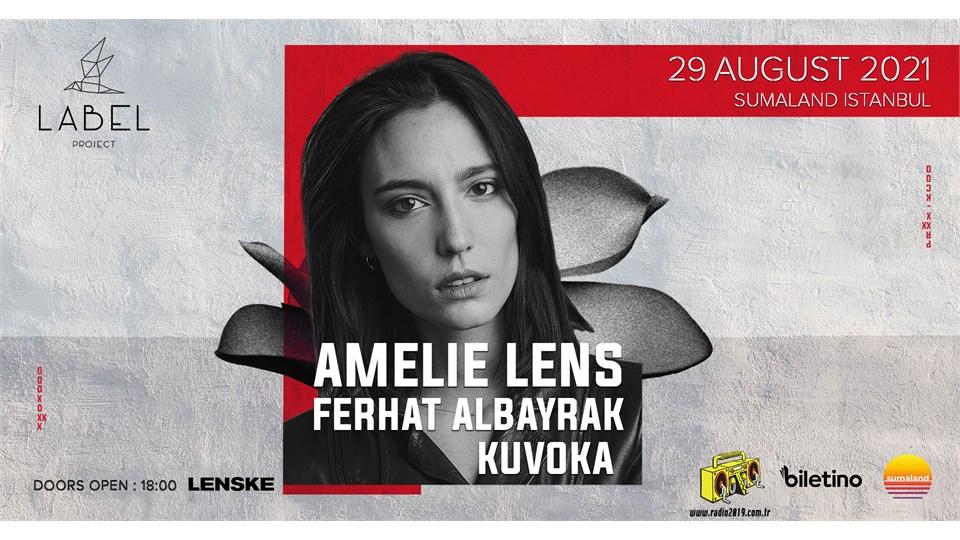 Amelie Lens • Ferhat Albayrak • Kuvoka