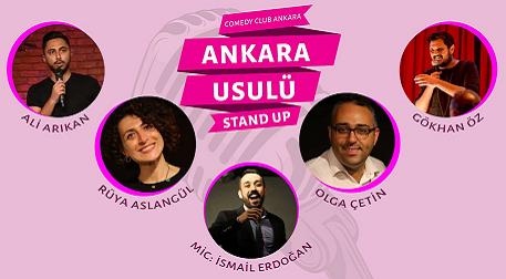 Ankara Usulü Stand Up